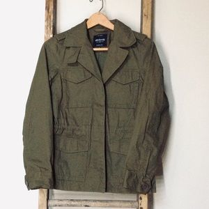Madewell All Weather Outbound Utility Anorak EUC